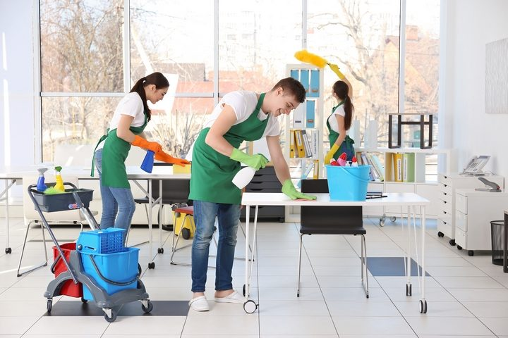 5 Benefits of Hiring an Office Cleaning Company - Boldface News